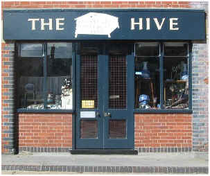 hive front